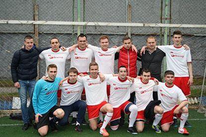 Футбол в Калининграде