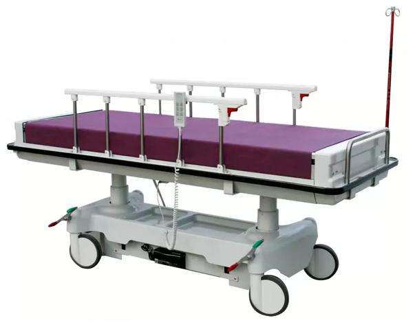 Автоматизированная система перекладки и транспортировки пациента