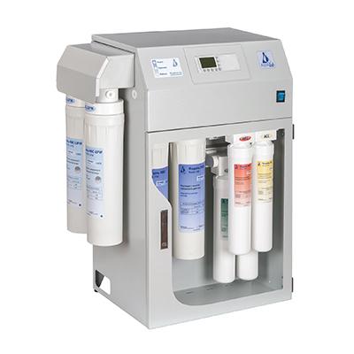 Лабораторная система очистки воды Аквалаб AQUALAB