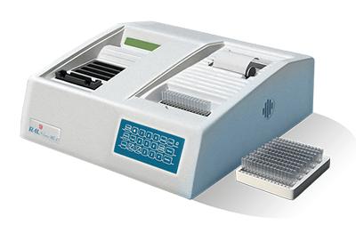 Clima MC-15 — измерение 15 проб по одному параметру