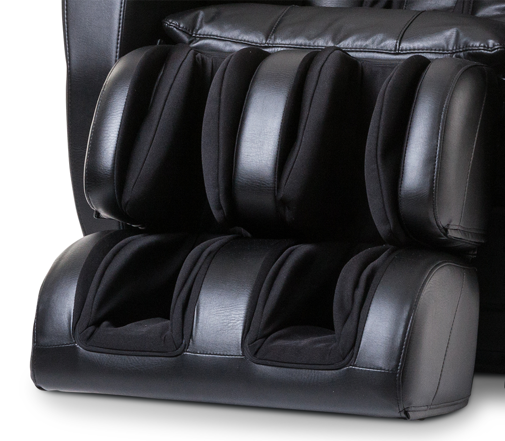 Кресло Prestige. Массаж ног