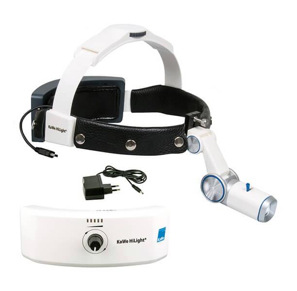 Налобный медицинский осветитель Н-800