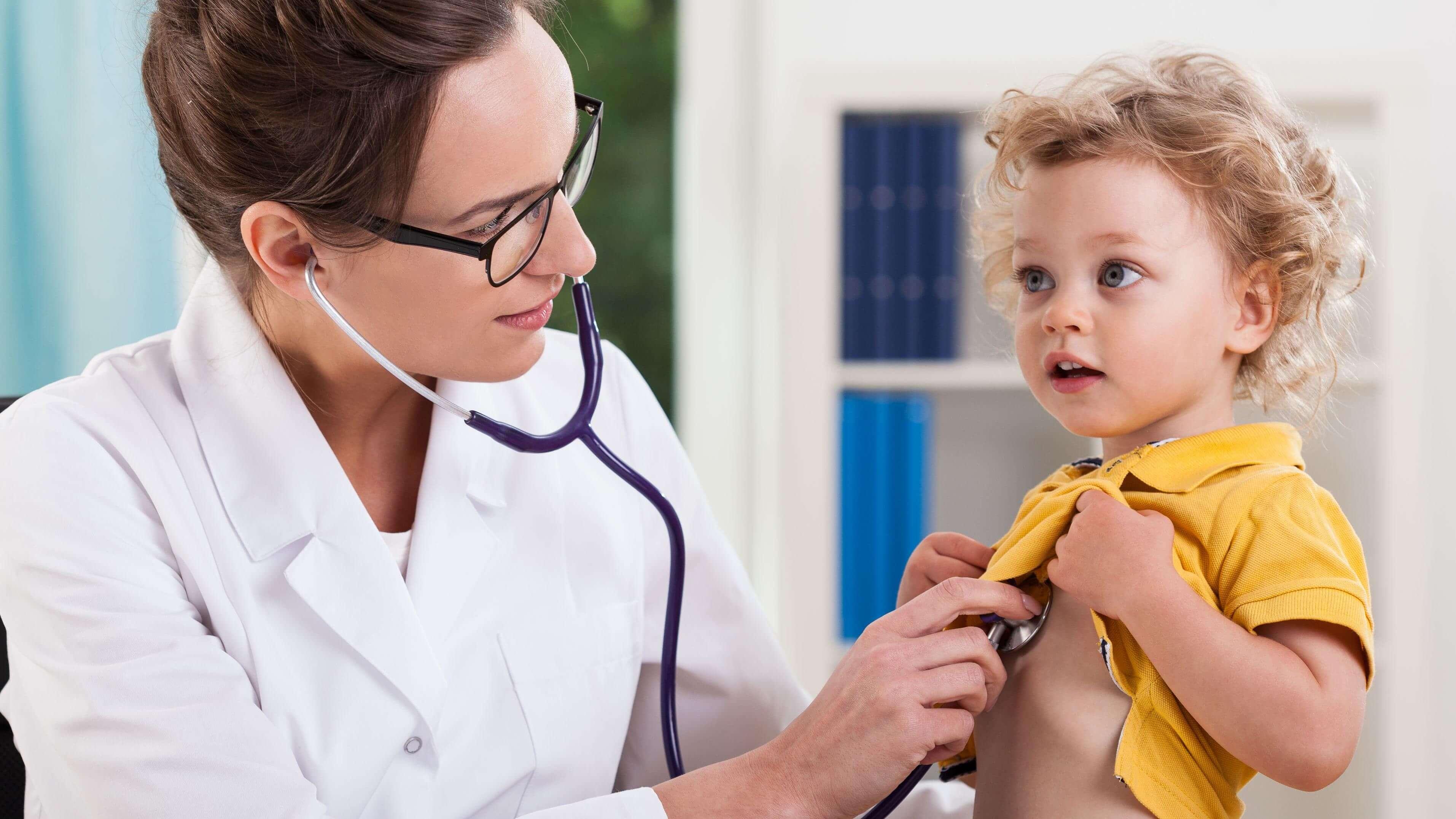 Положение об организации оказания первичной медико-санитарной помощи детям