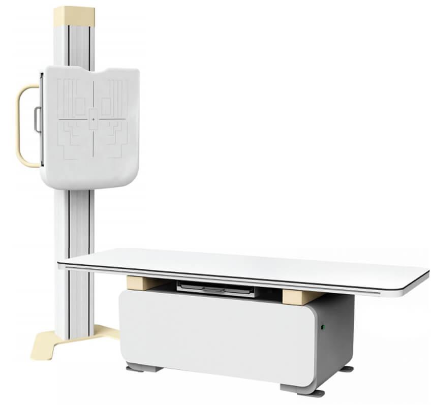 Стационарный рентген аппарат DRD на 2 рабочих места