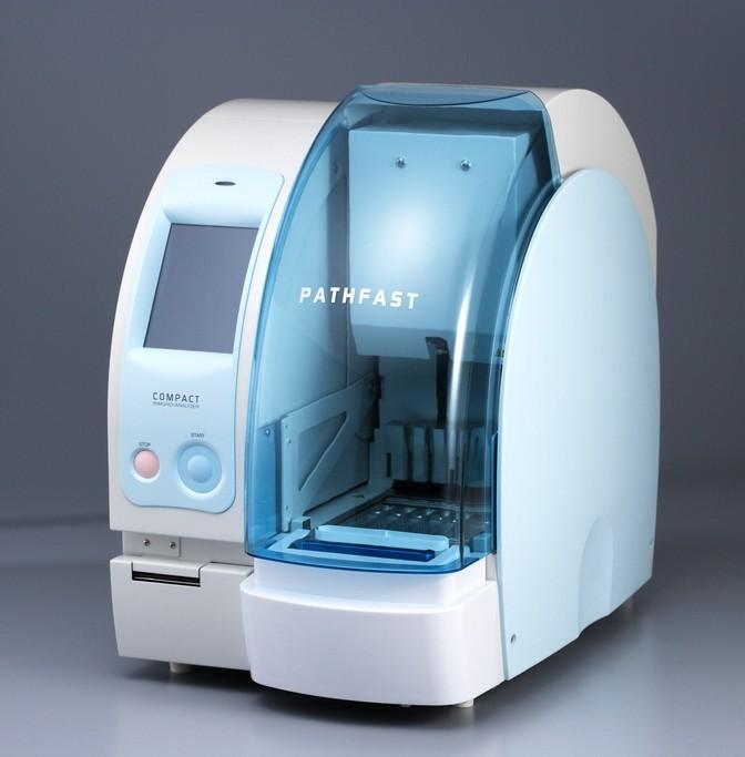 Иммунохемилюминесцентный экспресс-анализатор PATHFAST