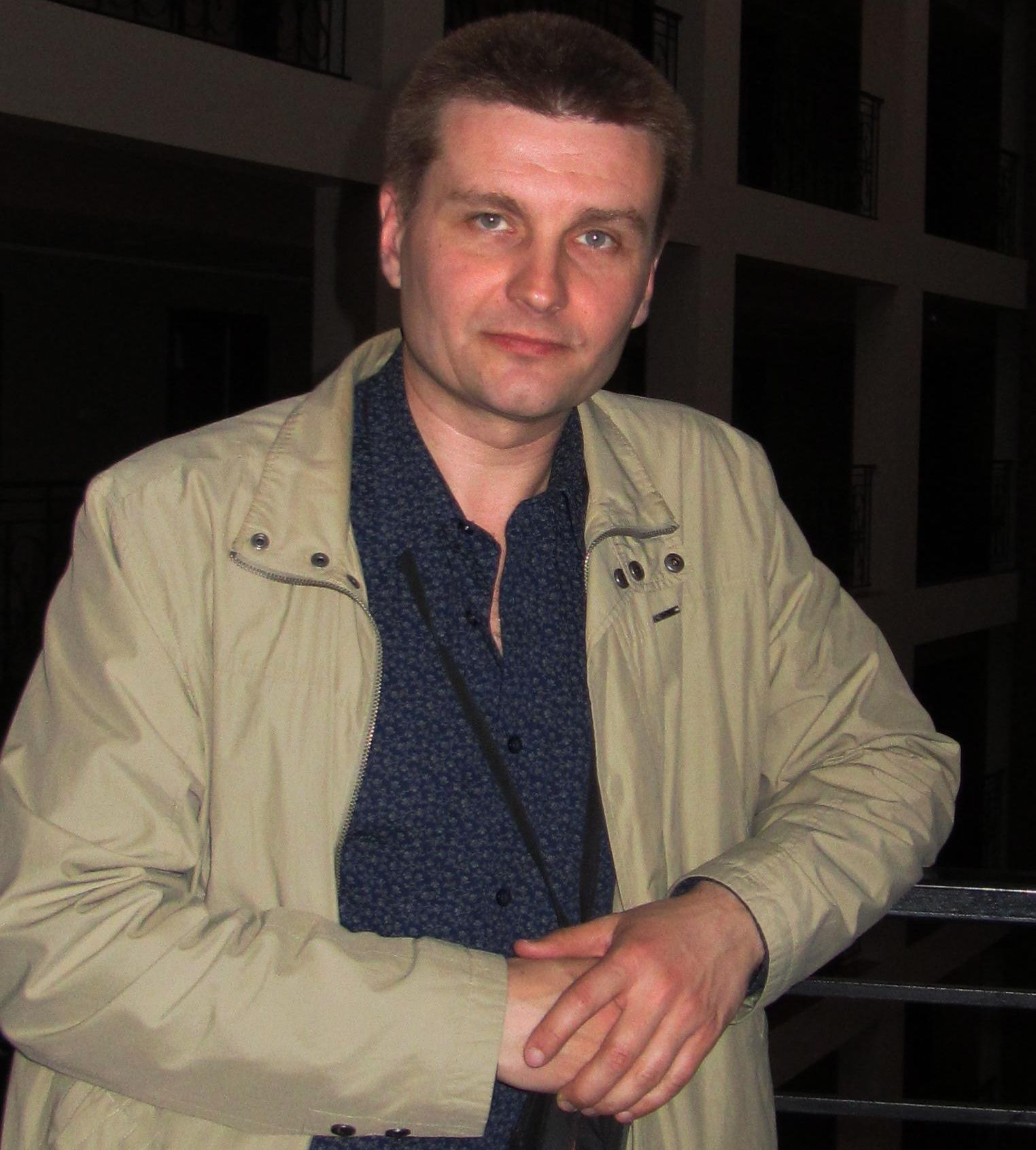 Интервью с Плоцким Андреем Романовичем