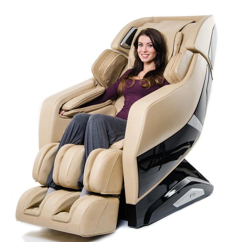 Кресло Prestige. Массаж рук