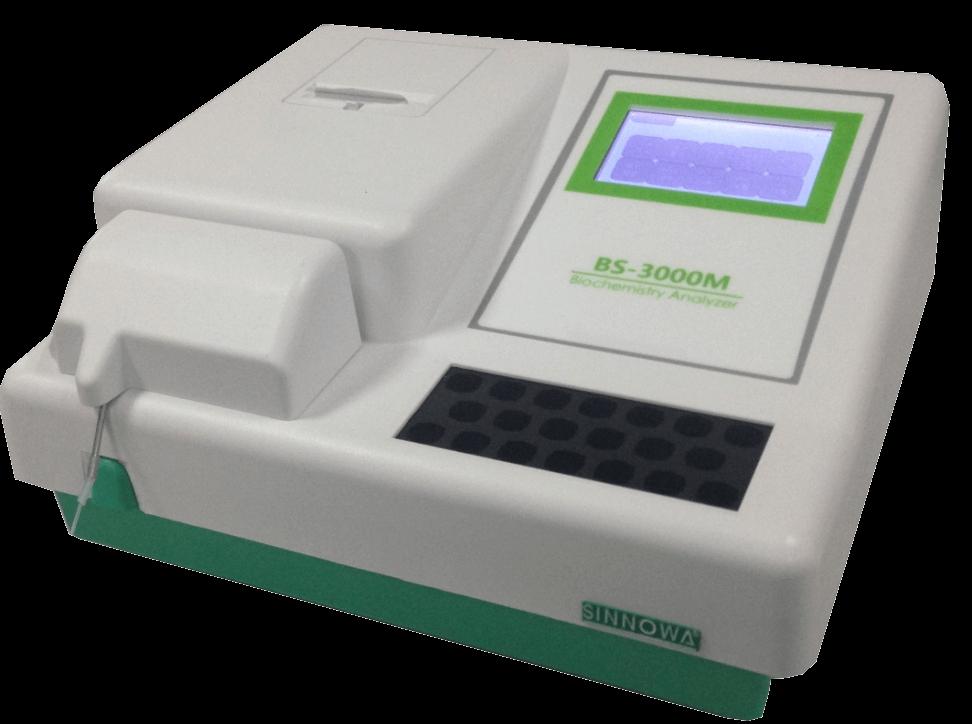 Биохимический анализатор BS-3000М